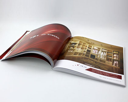 卡地亚家居产品画册印刷