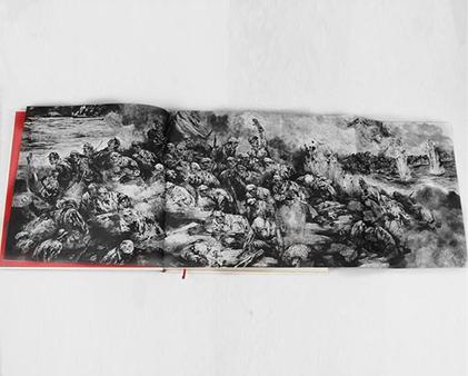 红军长征在湖南画卷