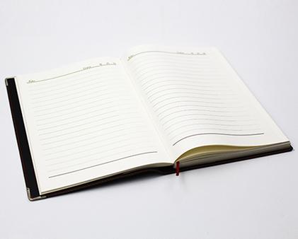 会议记录笔记本