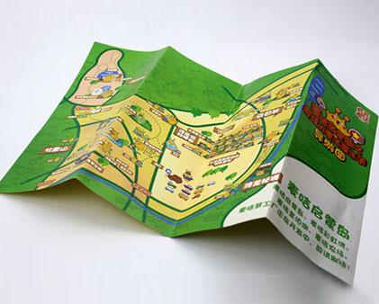 寻龙河麦吉启蒙岛折页