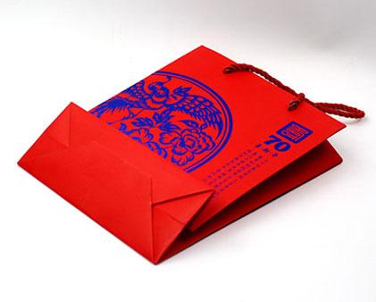 个性手提袋印刷