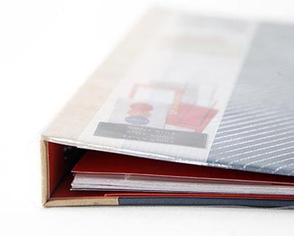 文件夹印刷