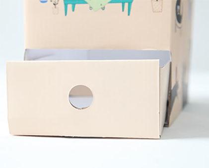 抽屉文件卡盒