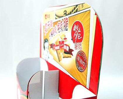 喀吱脆薯脆盒