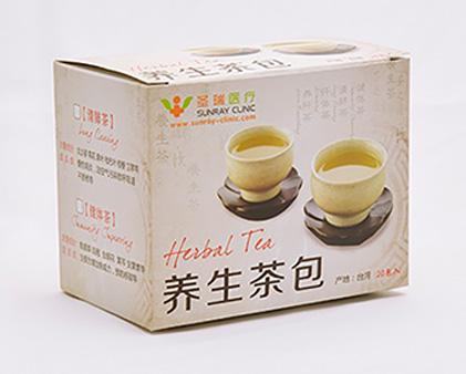 养生茶包包装盒