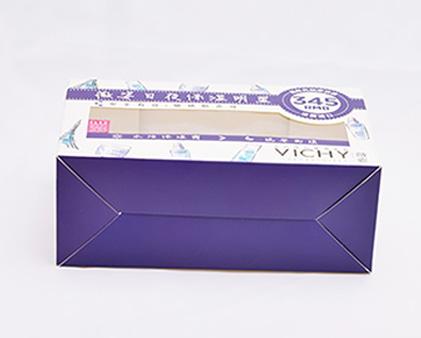 薇姿包装盒