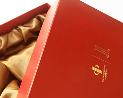 中信泰富地产礼盒