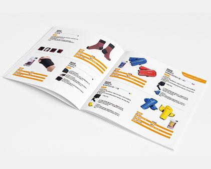 体育用品系列画册