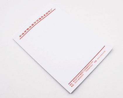 红头便签纸印刷