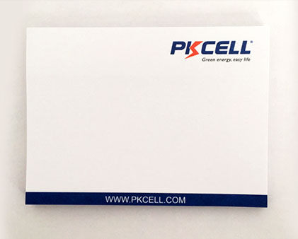 PKCELL便签印刷