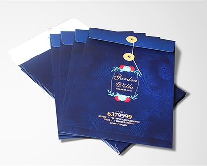 房地产档案袋印刷印刷