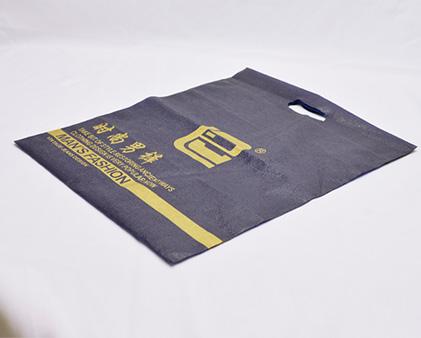 时尚男裤手提袋印刷