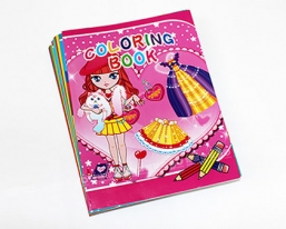 江苏儿童彩色画册