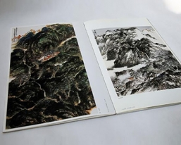 上海墨风画册
