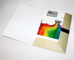 纸艺白卡系列封套