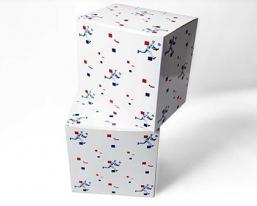 方形包装盒
