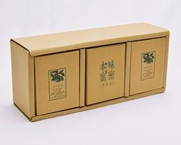 本味蜜密包装盒