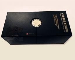 北极林海黑蜂森林黄柏蜜包装盒