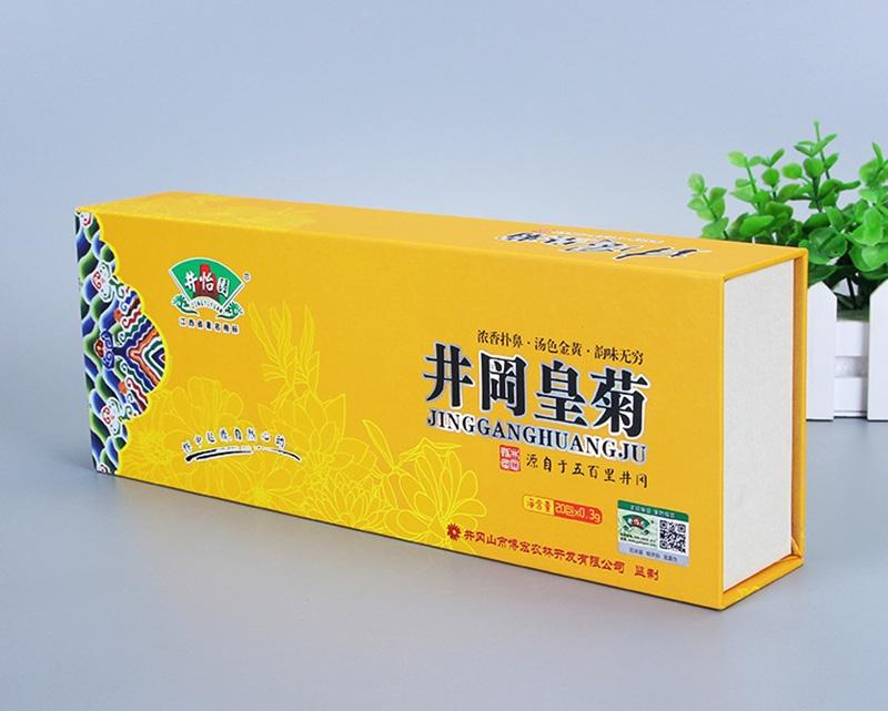 菊花茶小袋装礼盒