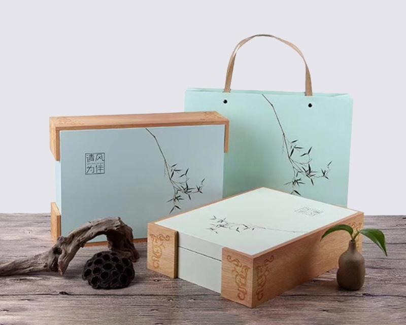 茶叶节日礼盒设计