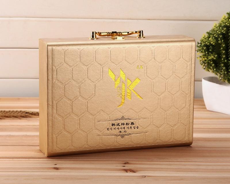 高档皮质化妆盒定制