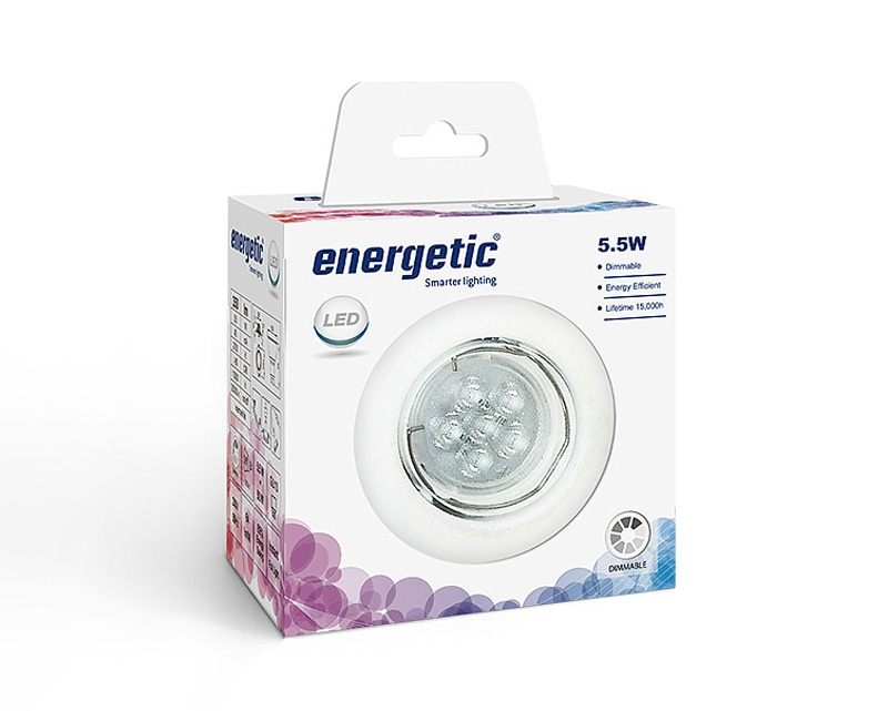 LED灯具包装系列