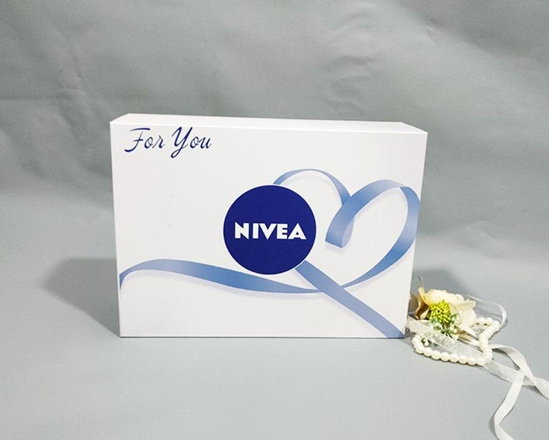 妮维雅化妆品包装盒