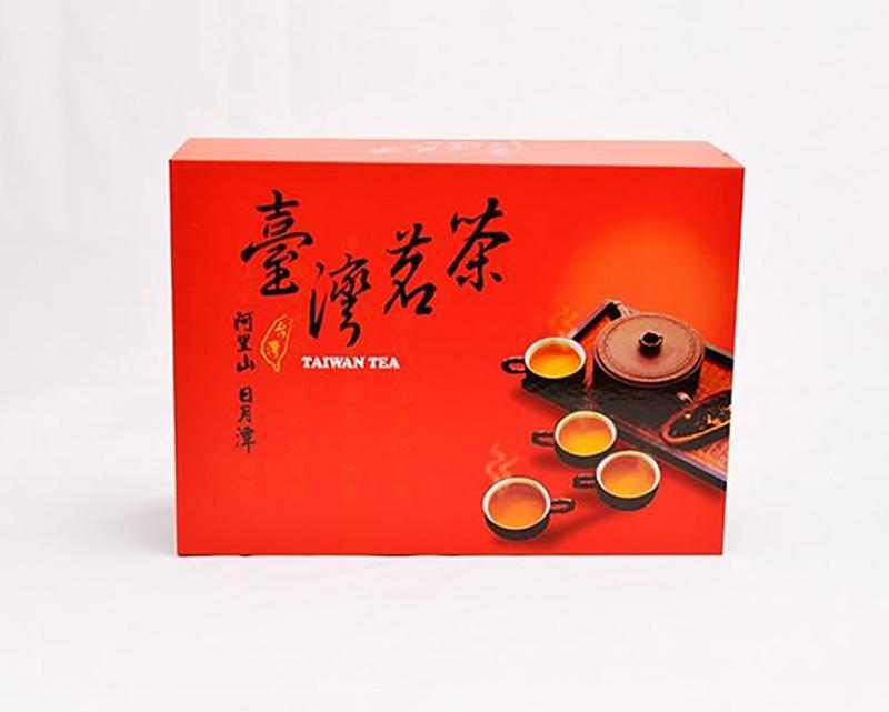 台湾茗茶包装盒