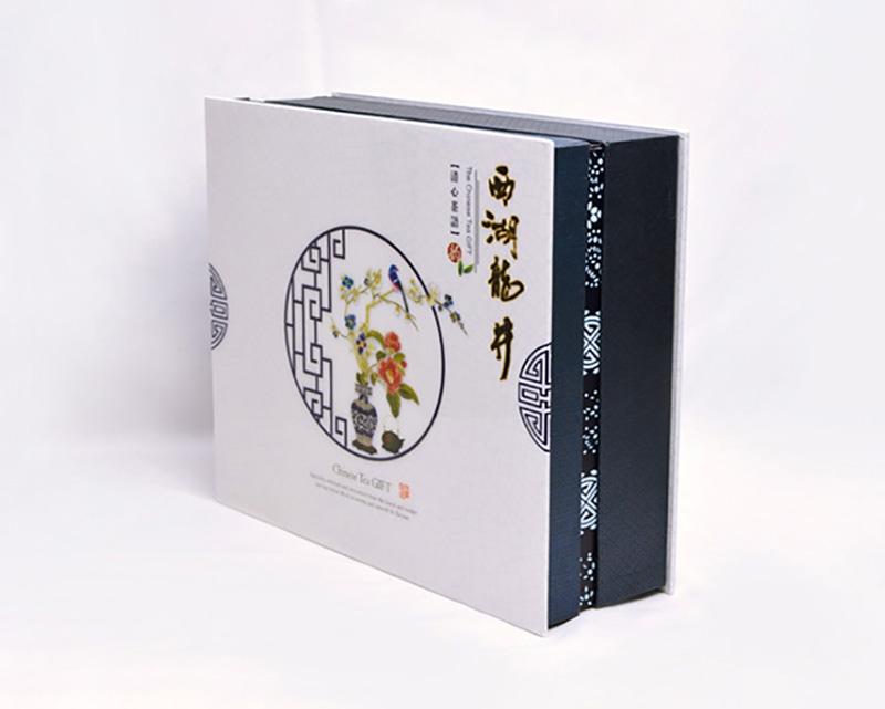 西湖龙井礼盒包装盒