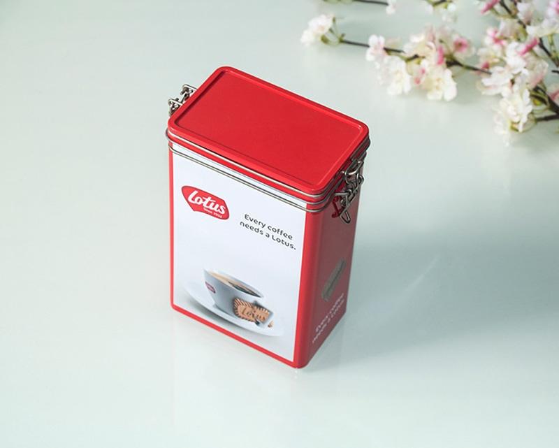 高档食品包装铁盒