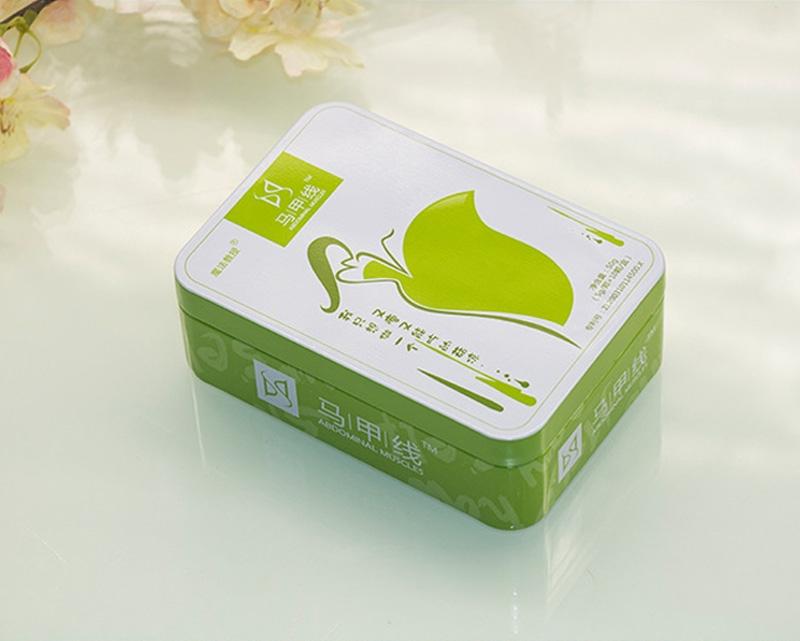 马甲线塑身茶包装盒