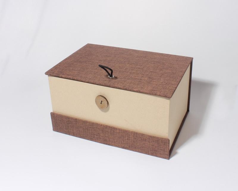宜兴紫砂壶纽扣包装盒