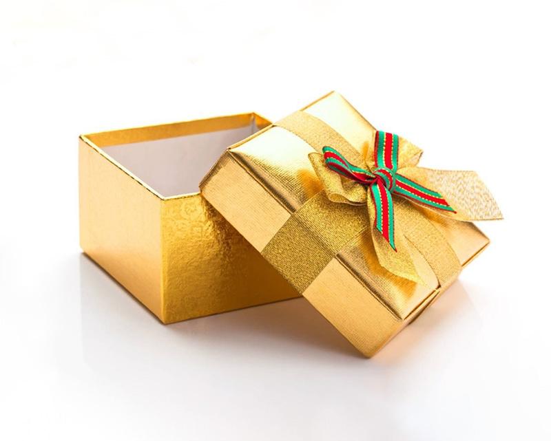 手工礼品包装盒