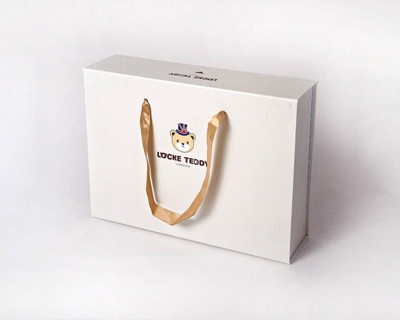 精品手提折叠礼盒