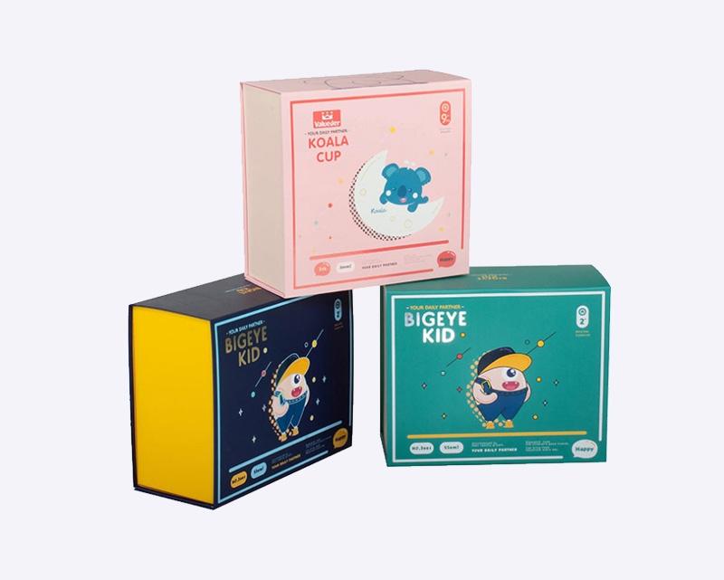婴童用品折叠包装盒