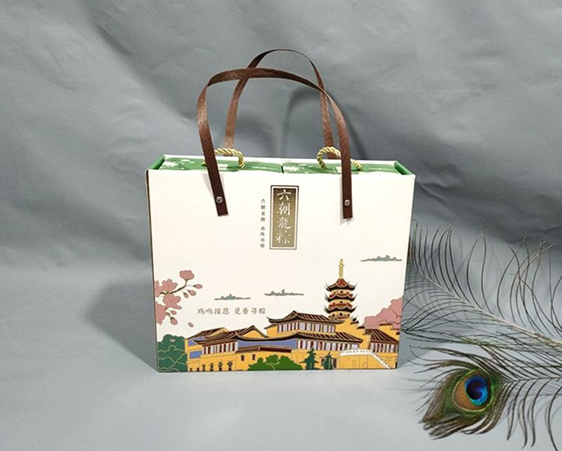 六朝龙粽礼盒