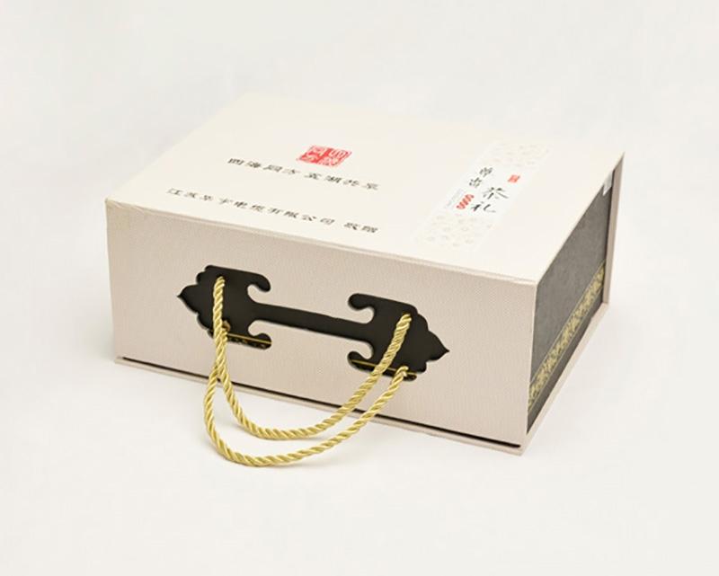 四海同方茶叶礼盒