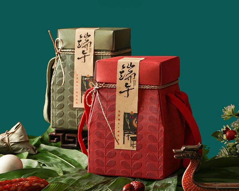 创意端午节粽子包装盒