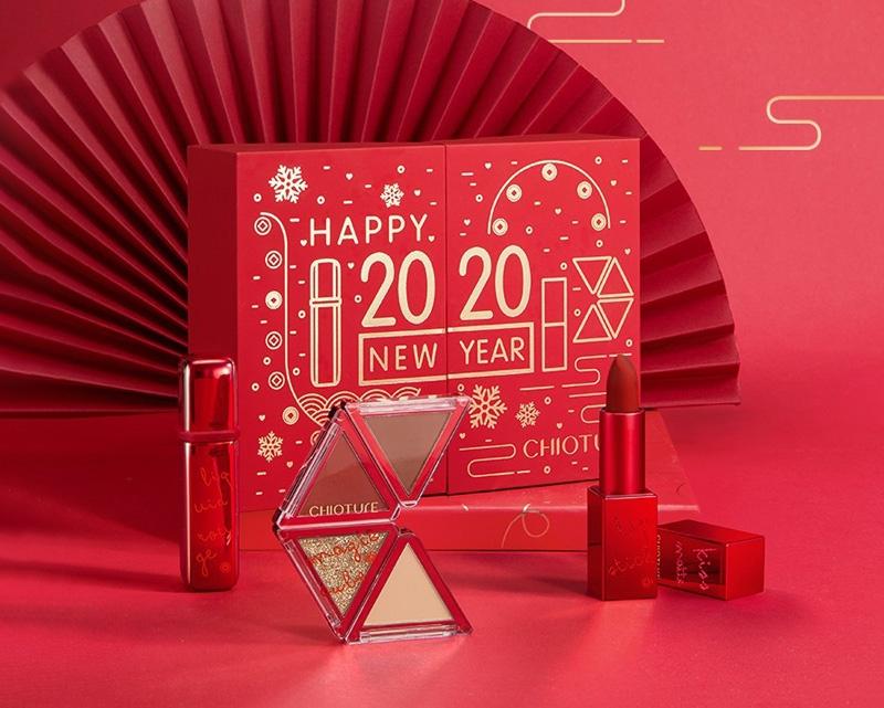 鸿运连连口红新年礼盒